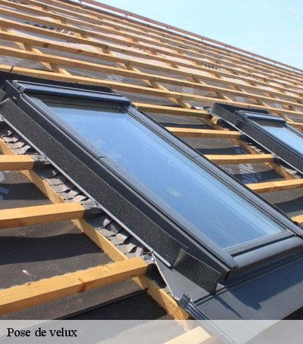 Pose de velux  saint-laurent-22140 Lafleur Couverture
